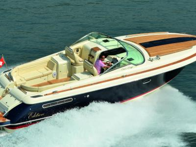 Chris-Craft Corsair 36 Rapport de test