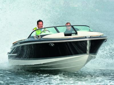 Chris Craft Carina 21 Rapport de test