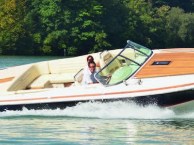 Chris-Craft Corsair 28 Rapport de test