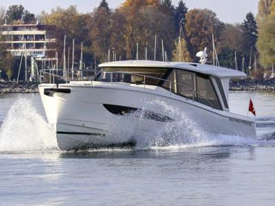 Greenline 36 Rapport de test
