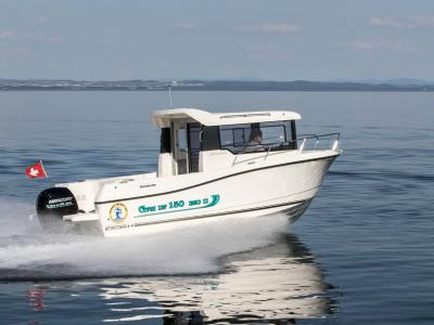 Quicksilver 675 Pilothouse Rapport de test