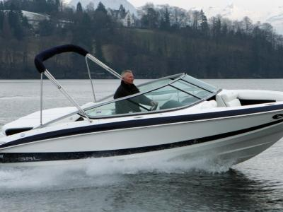 Regal 2100 Bowrider Rapport de test