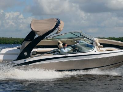 Regal 2300 Bowrider Rapport de test