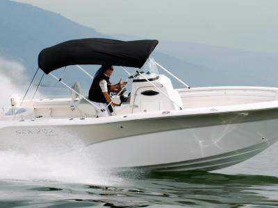 Sea Fox 256 CC Rapport de test