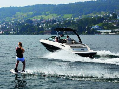 Sea Ray 230 SLX Rapport de test