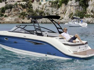 Sea Ray SLX 250 Rapport de test