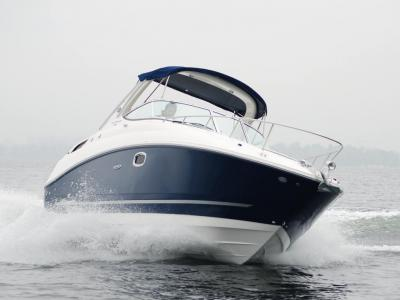 SeaRay 285 Sundancer Rapport de test