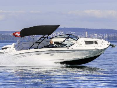 Sea Ray 290 Sundeck Rapport de test