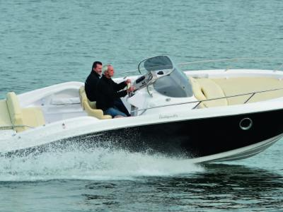 Sessa Key Largo 24 Inboard Rapport de test