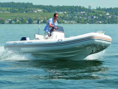Zodiac Medline 540 Rapport de test