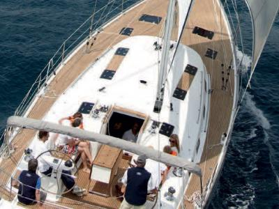 Bavaria Cruiser 55 Rapport de test