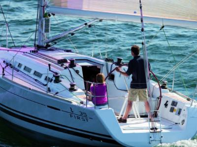 Beneteau First 35 Rapport de test