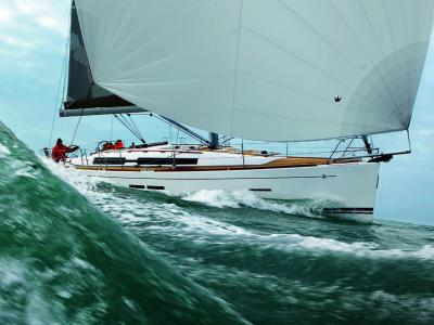 Dufour 405 Grand'Large Rapport de test