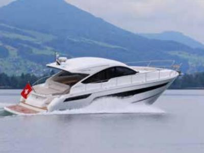 Fairline Targa 48 Open  Rapport de test