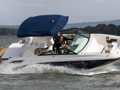 Sea Ray SDX 250  Rapport de test